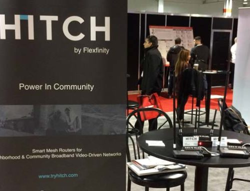 HITCH Attends Canadian Wireless Tradeshow