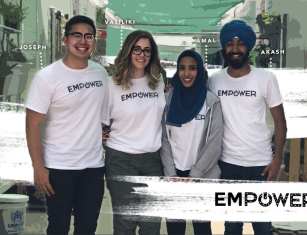 Empower: Building A More Connected World